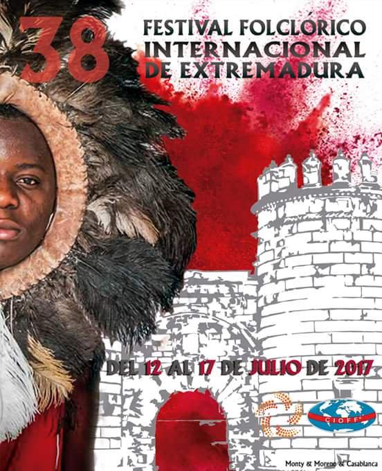 COMIENZA LA SEMANA DEL 38 FESTIVAL FOLKLORICO INTERNACIONAL
