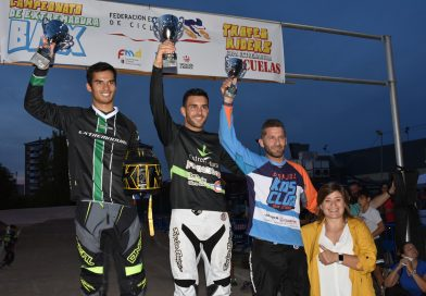 La vuelta del BMX a Badajoz