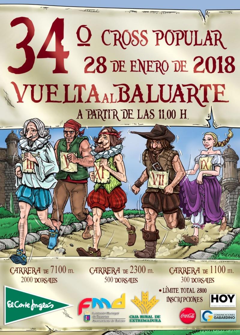 Vuelta al Baluarte 2018 – Patrocinada por El Corte Inglés