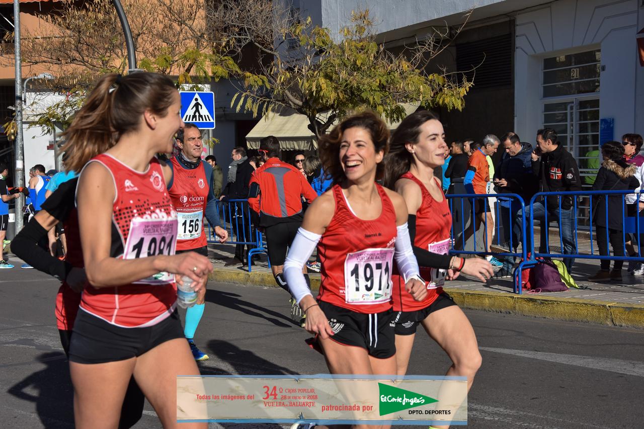 MÁS DE 800 FOTOS INCLUIDAS HOY en el 34 Cross Popular Vuelta al Baluarte