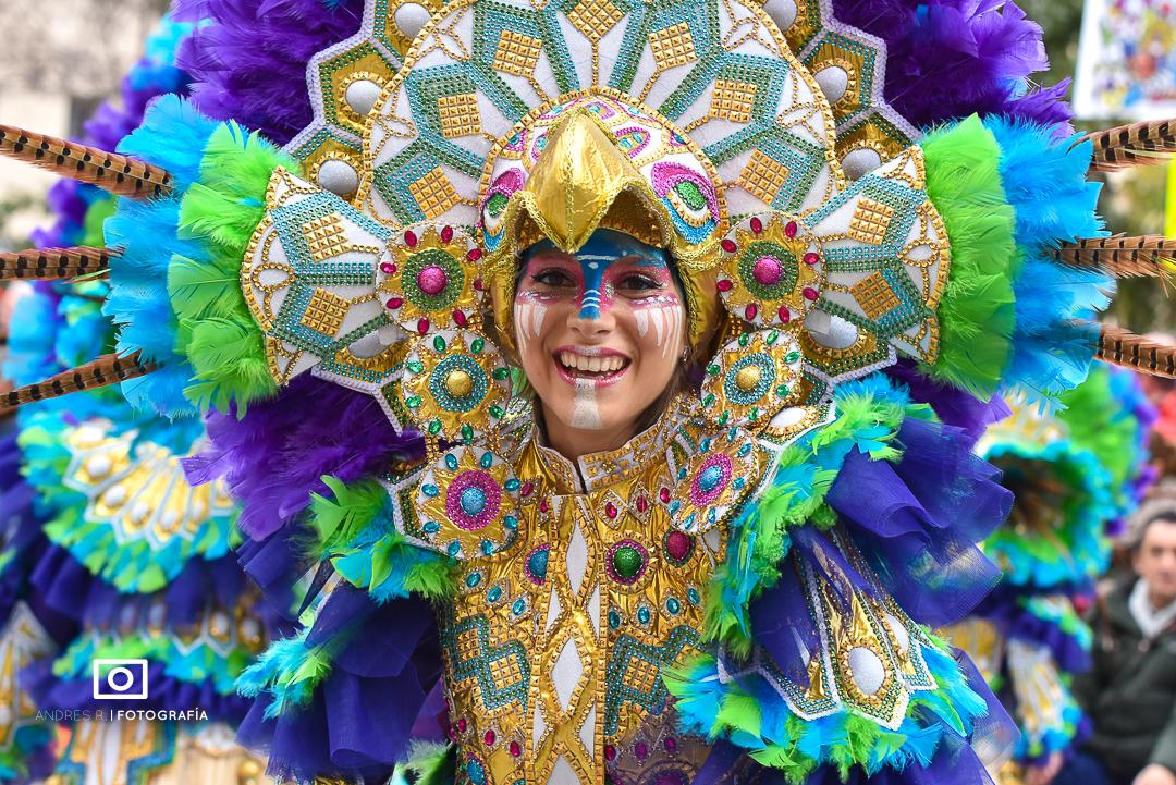 Más de 2700 fotografías en una galería para despedir el Carnaval 2018