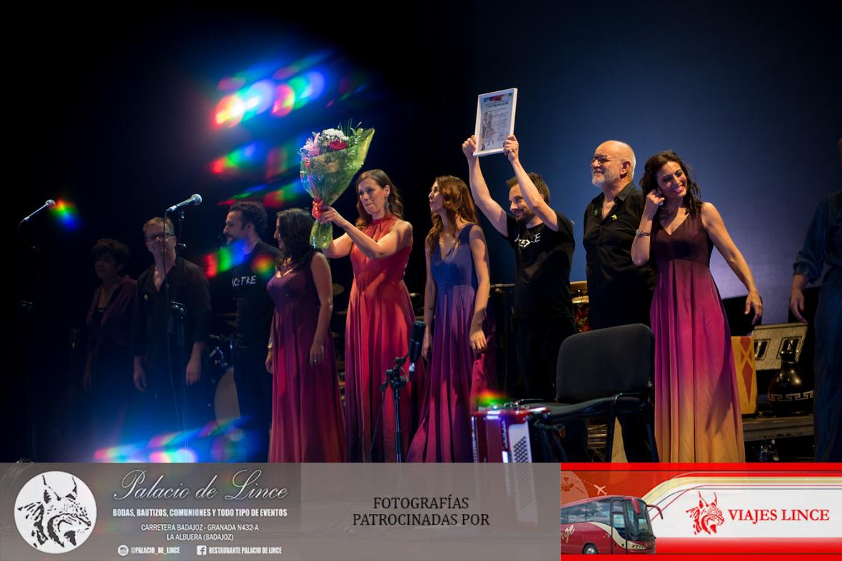 ACETRE, un cierre de lujo para el cumpleaños del FESTIVAL FOLCLÓRICO INTERNACIONAL DE EXTREMADURA
