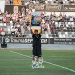 RENACE UN GRANDE COMO NUNCA, Jornada 2:  C.D. Badajoz 1 – Sevilla At 0