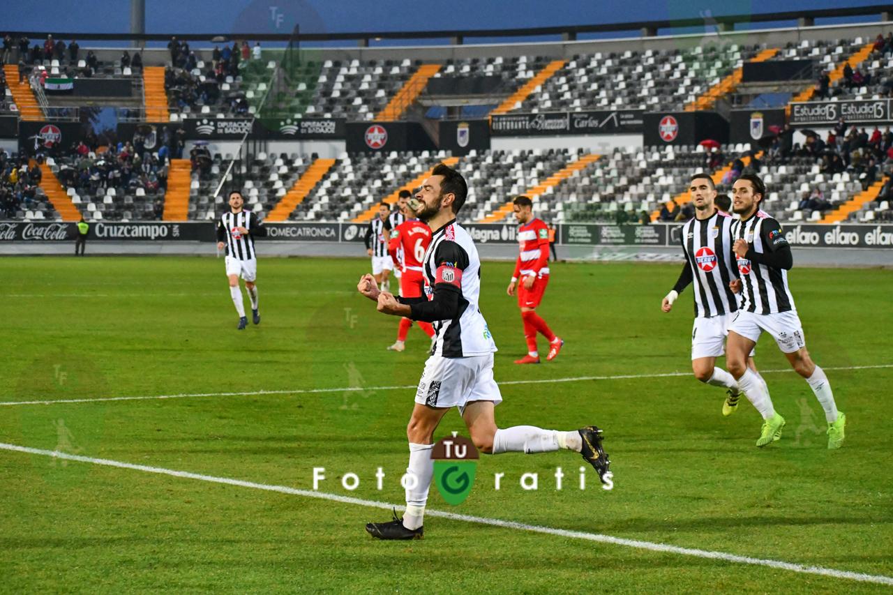 JORNADA 16 2B GALERÍA DE FOTOS CD BADAJOZ 4 GRANADA B 0