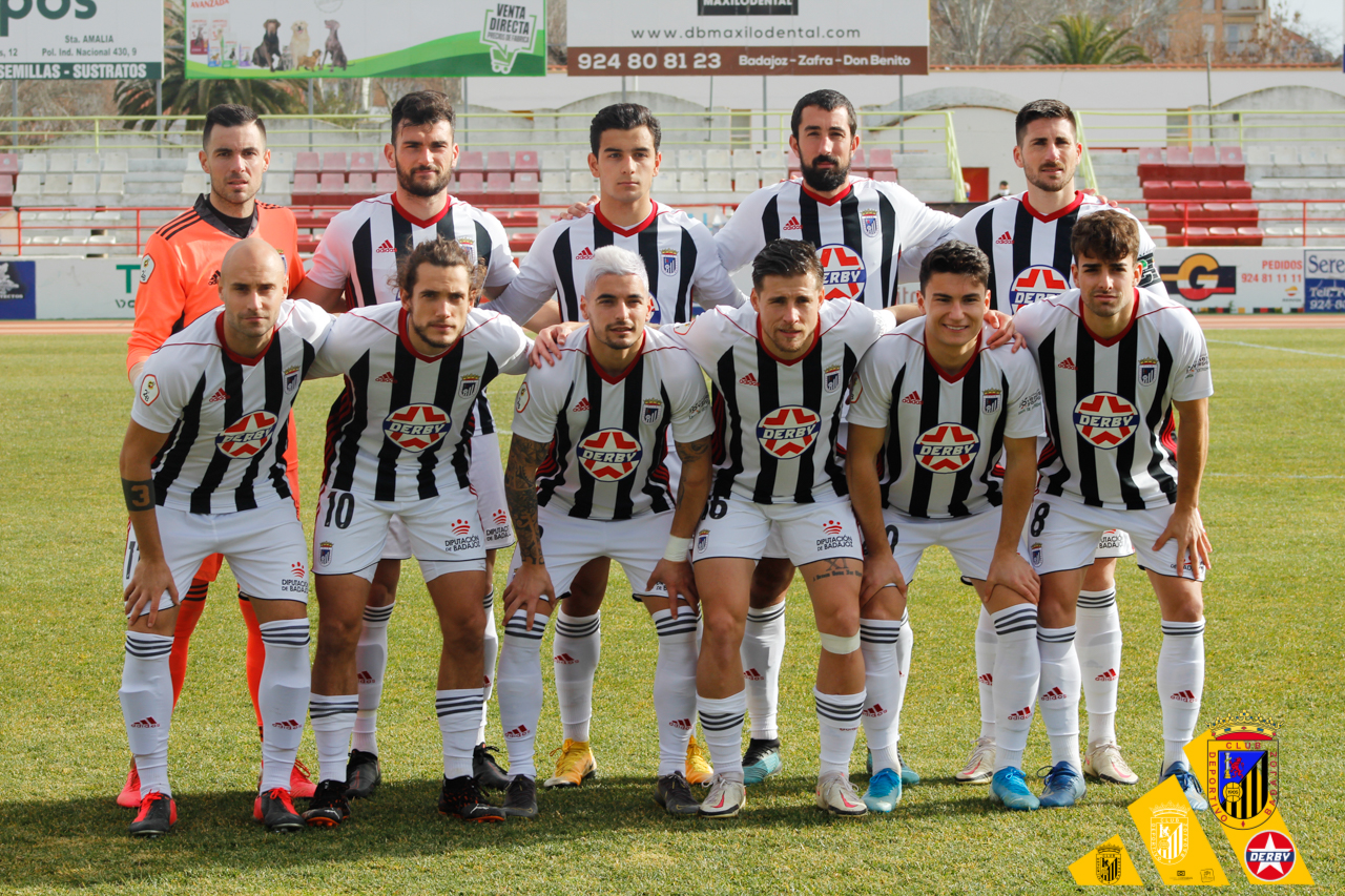 11ª JORNADA 2B CD DON BENITO 1 CD BADAJOZ 3